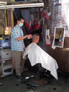 姜毅理髮店