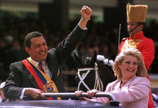 [委內瑞拉*玻利瓦革命系列]之二十 總統選舉(1998)