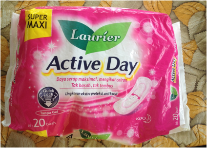 laurier active day pack